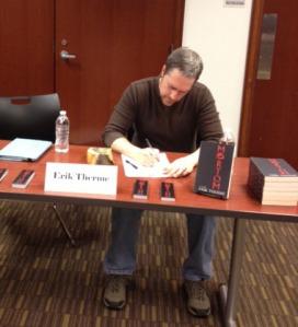 Author Fair (April 19 2014)